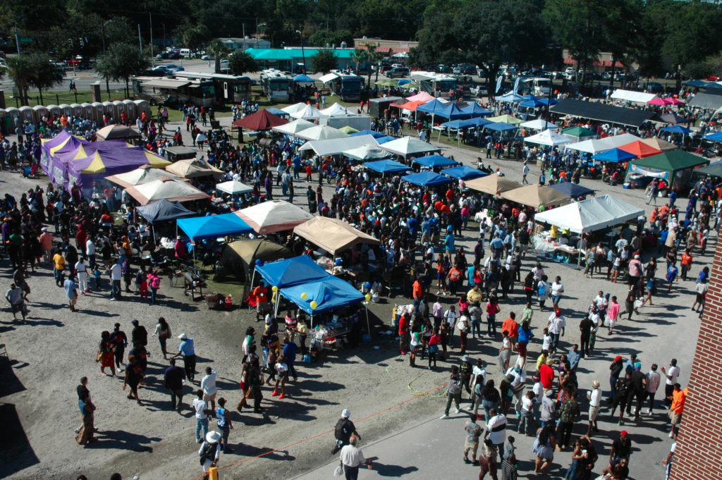 2015 Savannah State Homecoming Tailgate
