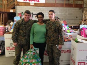 Toys for Tots 2016 Photo