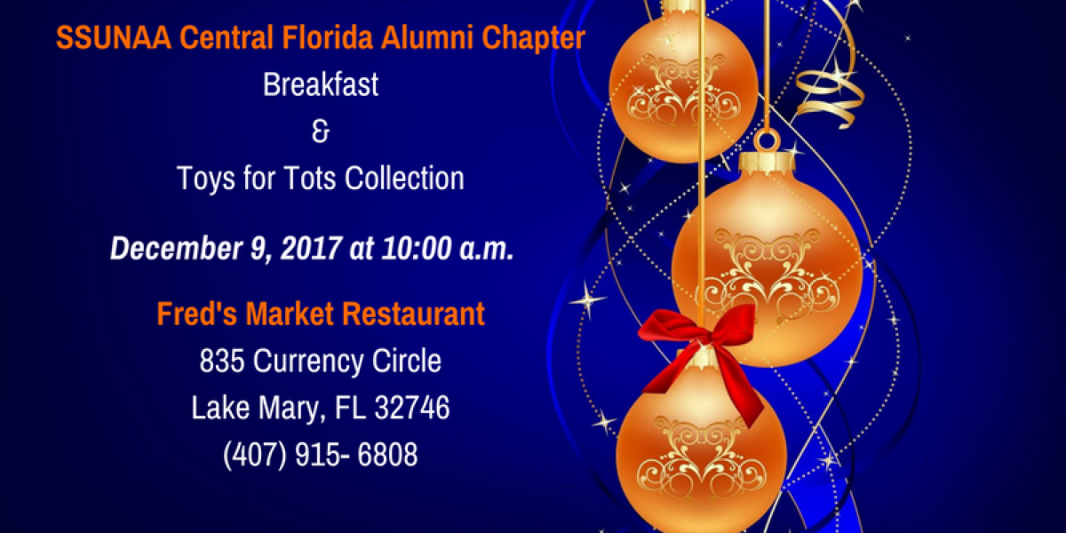 Toys For Tots 2017 Application Form : Ssunaa central and suncoast florida chapter set to host