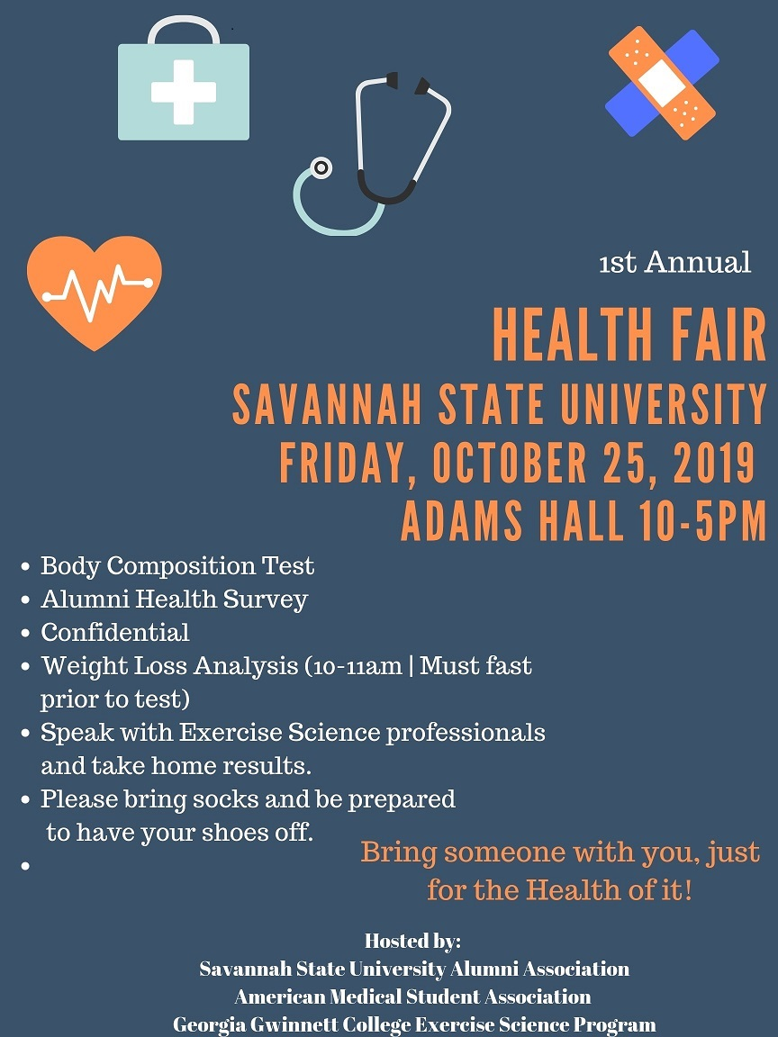 SSU Health Fair